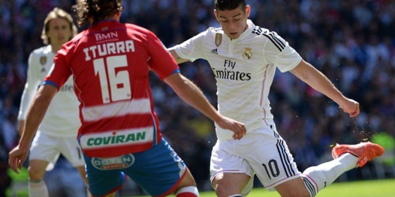 En ella, Cristiano Ronaldo anotó cinco goles. Foto:Getty Images