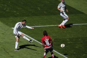 También sufrió por la goleada de 9-1 ante el Real Madrid el pasado domingo. Foto:Getty Images