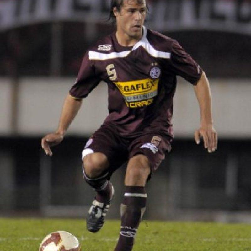 Fritzler, de 29 años, ha jugado en Lanús gran parte de su carrera. También militó en el Hércules de España (2010-2011) y Kasimpasa SK de Turquía (2013-2015). Foto:Getty Images