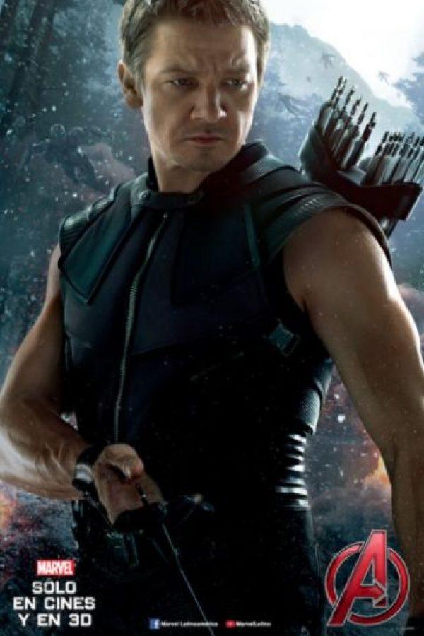 """Ojo de Halcón"" Foto:Facebook Avengers"