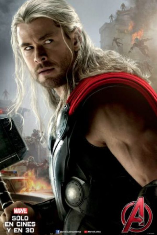 """Thor"" Foto:Facebook Avengers"