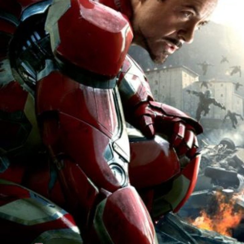 """Iron Man"" Foto: Facebook Avengers"