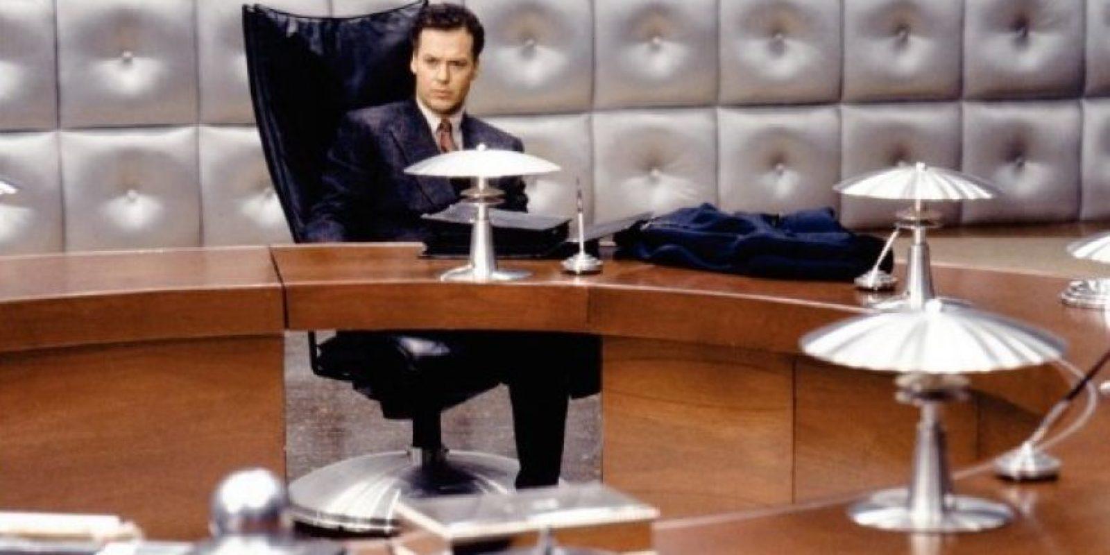 "En 1989 interpretó a ""Batman"", en la saga dirigida por Tim Burton. Foto:Vía IMDB"