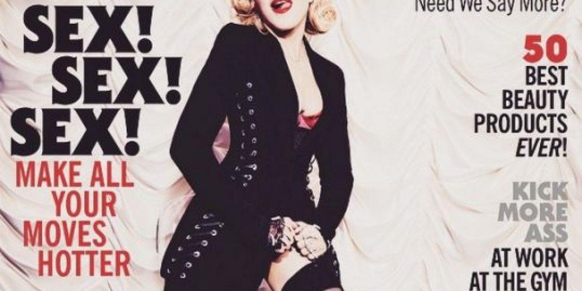 """FOTOS: """"Vivimos en una sociedad machista"""", Madonna"""