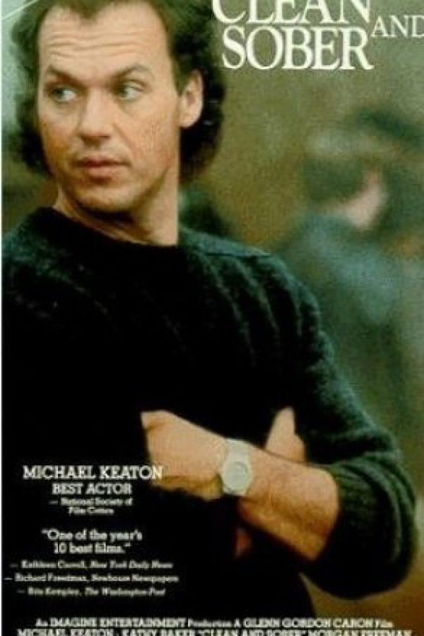 """En la cinta """"El Coraje De Volver"""", Interpretó a """"Daryl"""", un corredor de buenes raíces con problemas de alcohol y drogas Foto:Vía IMDB"""