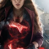 """Bruja Escarlata"" Foto:Facebook Avengers"