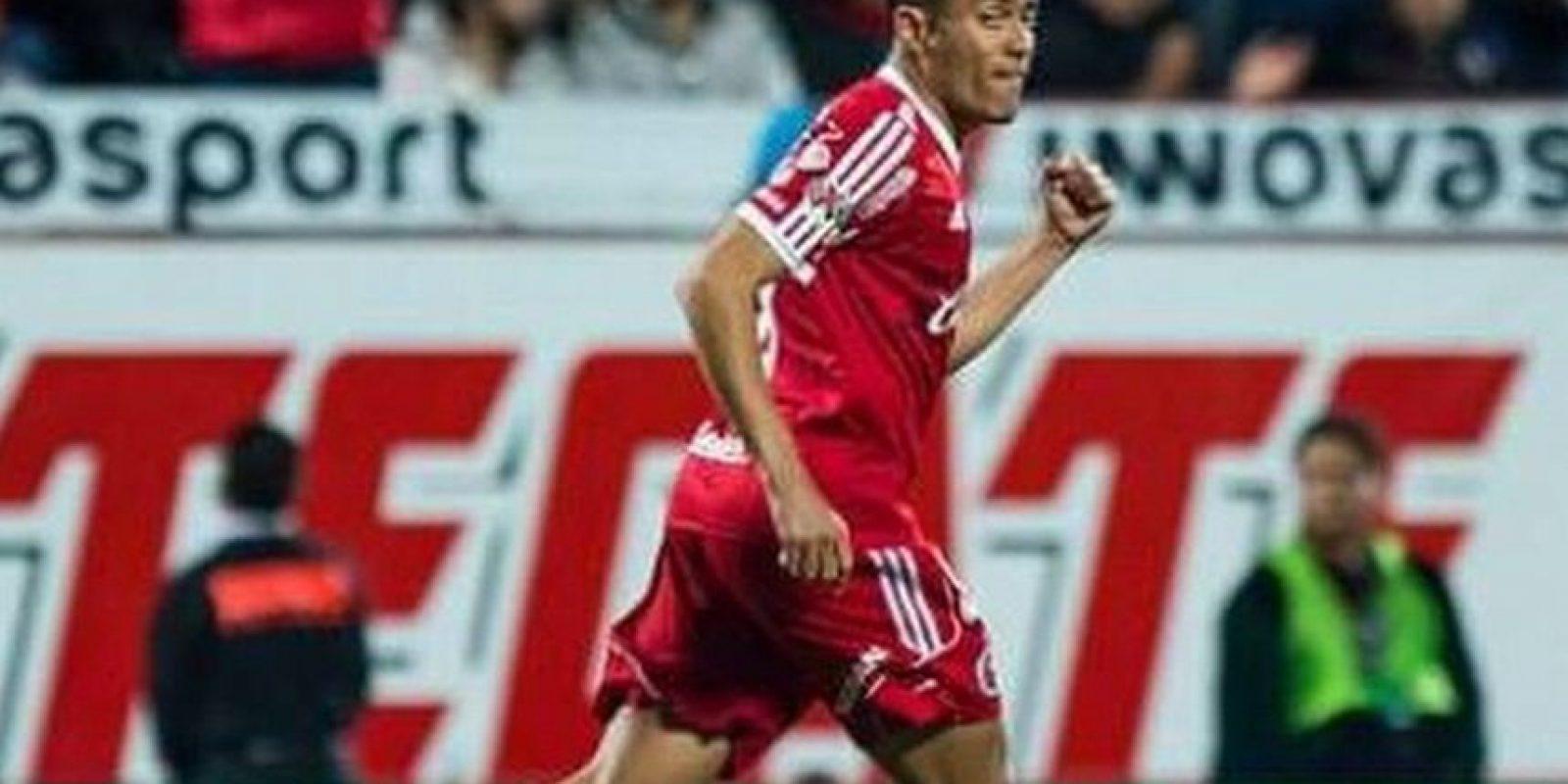 El venezolano Juan Arango agredió a Jesús Zavala, en partido de la Liga MX de México Foto:Vía instagram.com/juan18arango
