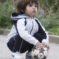 Es el hijo mayor de Shakira y Gerard Piqué Foto:Grosby Group