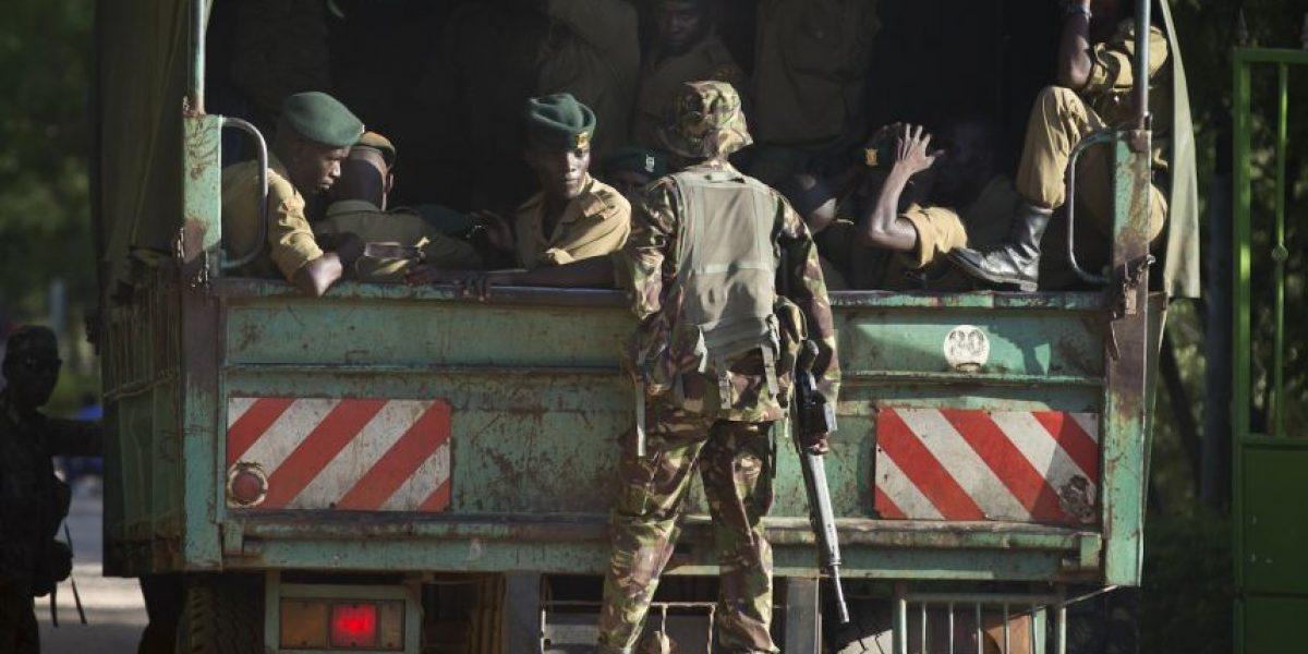 FOTOS: Kenia responde al atentado en universidad con bombardeos en otro país