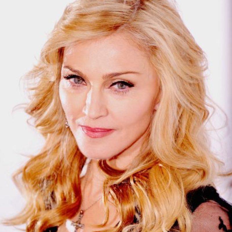 Durante la entrevista, Madonna confesó sentirse molesta con la sociedad Foto:Getty