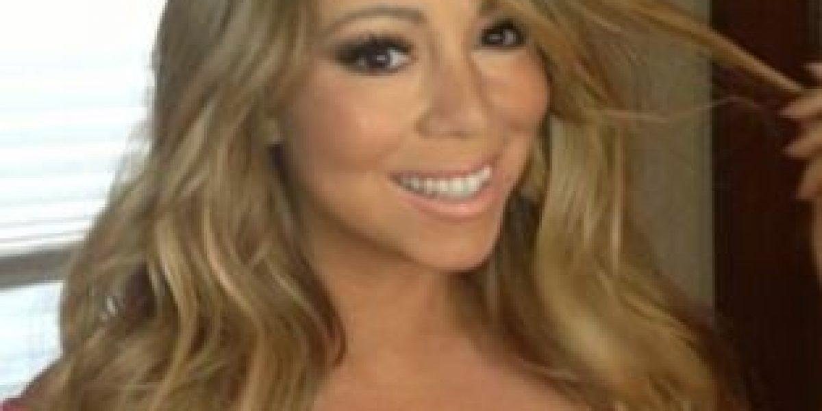 FOTOS: La (nula) evolución de estilo de Mariah Carey