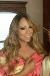 Desde los años 90, Mariah Carey no ha cambiado en lo absoluto. Foto:Instagram