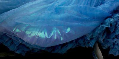 6. No se puede decir cuánto costó el vestido, pero se estima que su precio es de 12 mil dólares. Foto:Disney