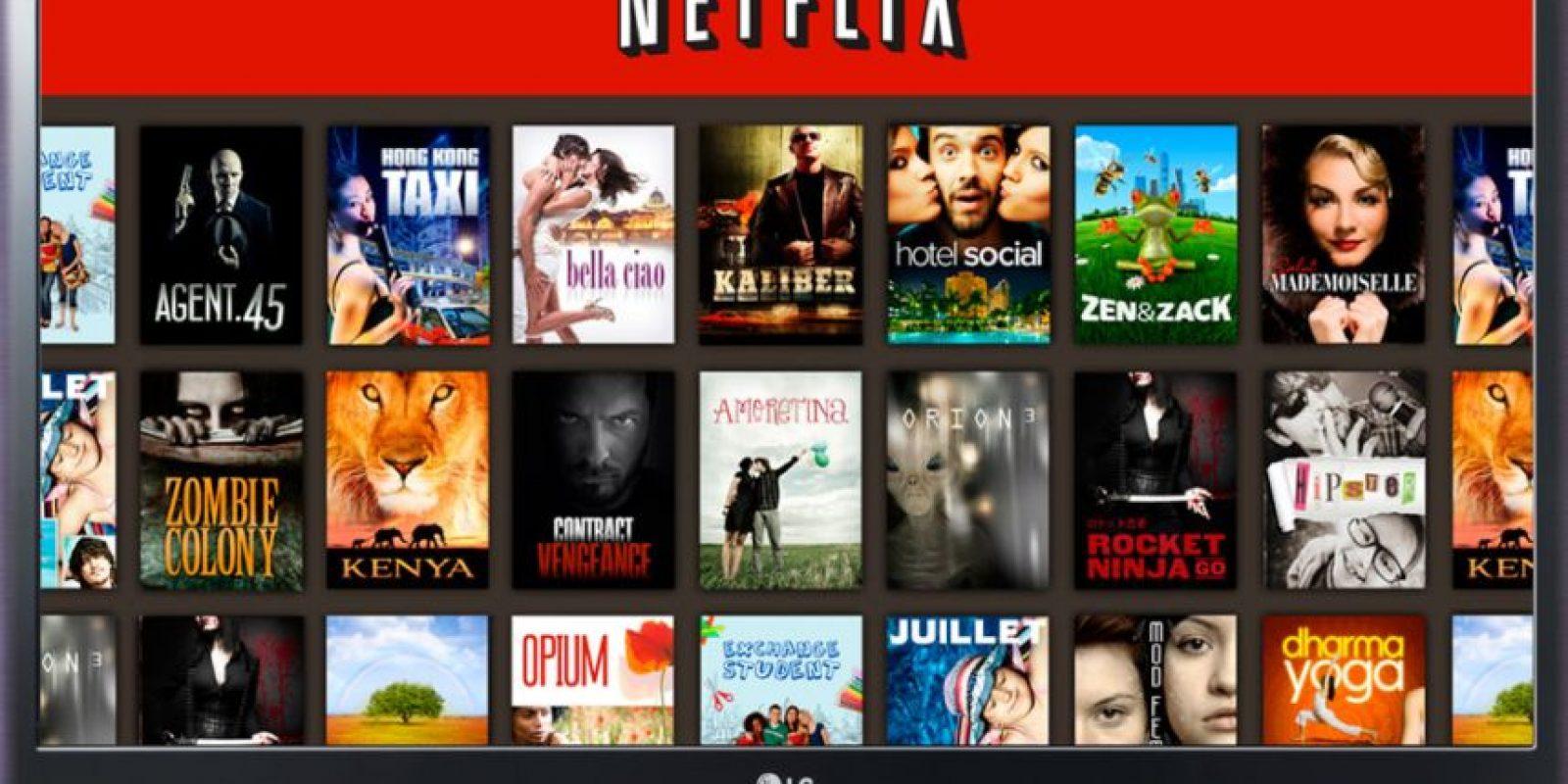 """Netflix se basa más en lo que ven que en lo que puntean. Si ven cosas como """"White Chicks"""" pero califican favorablemente el cine arte, igual les pondrán recomendaciones parecidas a las de los hermanos Wayans. Foto:Netflix"""