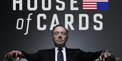 """Cuando Netflix compró los derechos de """"House of Cards"""" reclutó a David Fincher y a Kevin Spacey por la popularidad de sus películas. Foto:Netflix"""