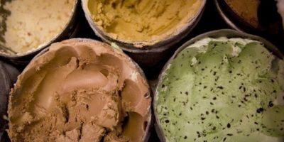 2. Helados y chocolate Foto:Getty Images