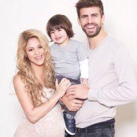 La cantante ha formado una linda familia Foto:Instagram Shakira