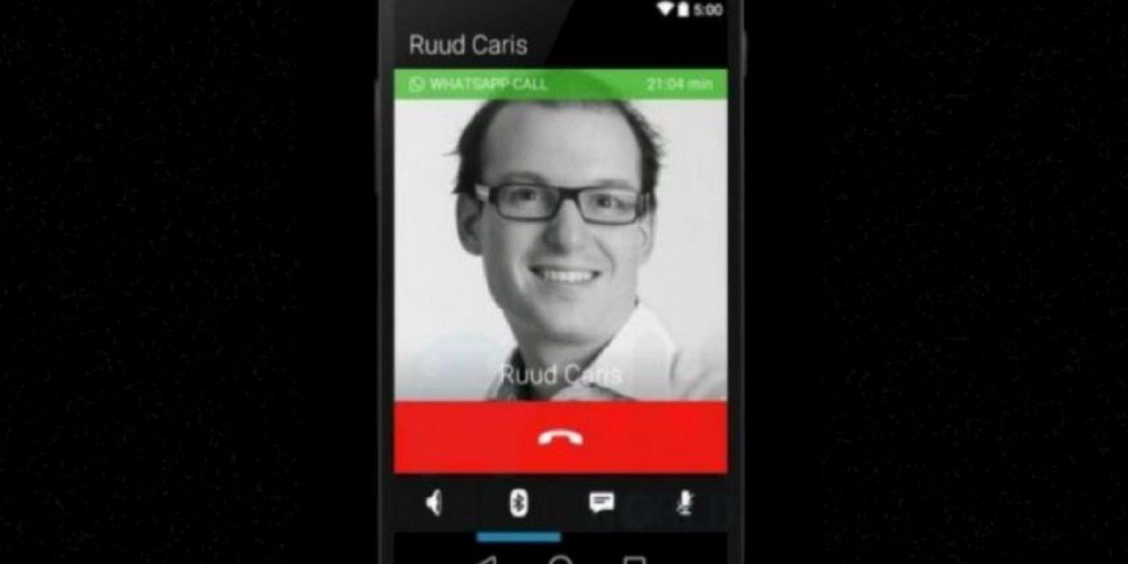 Imágenes, fotos y conversaciones serán almacenadas en Google Drive. Foto:Android World