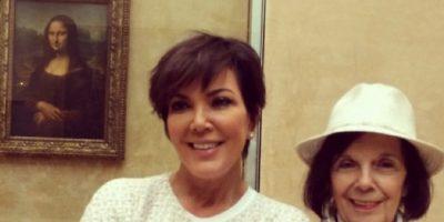 Aquí vemos a Mary Jo con Kris Jenner Foto:Vía instagram.com/krisjenner/