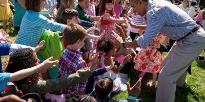 La Casa Blanca celebra este evento cada año por tradición Foto:Vía Facebook/WhiteHouse