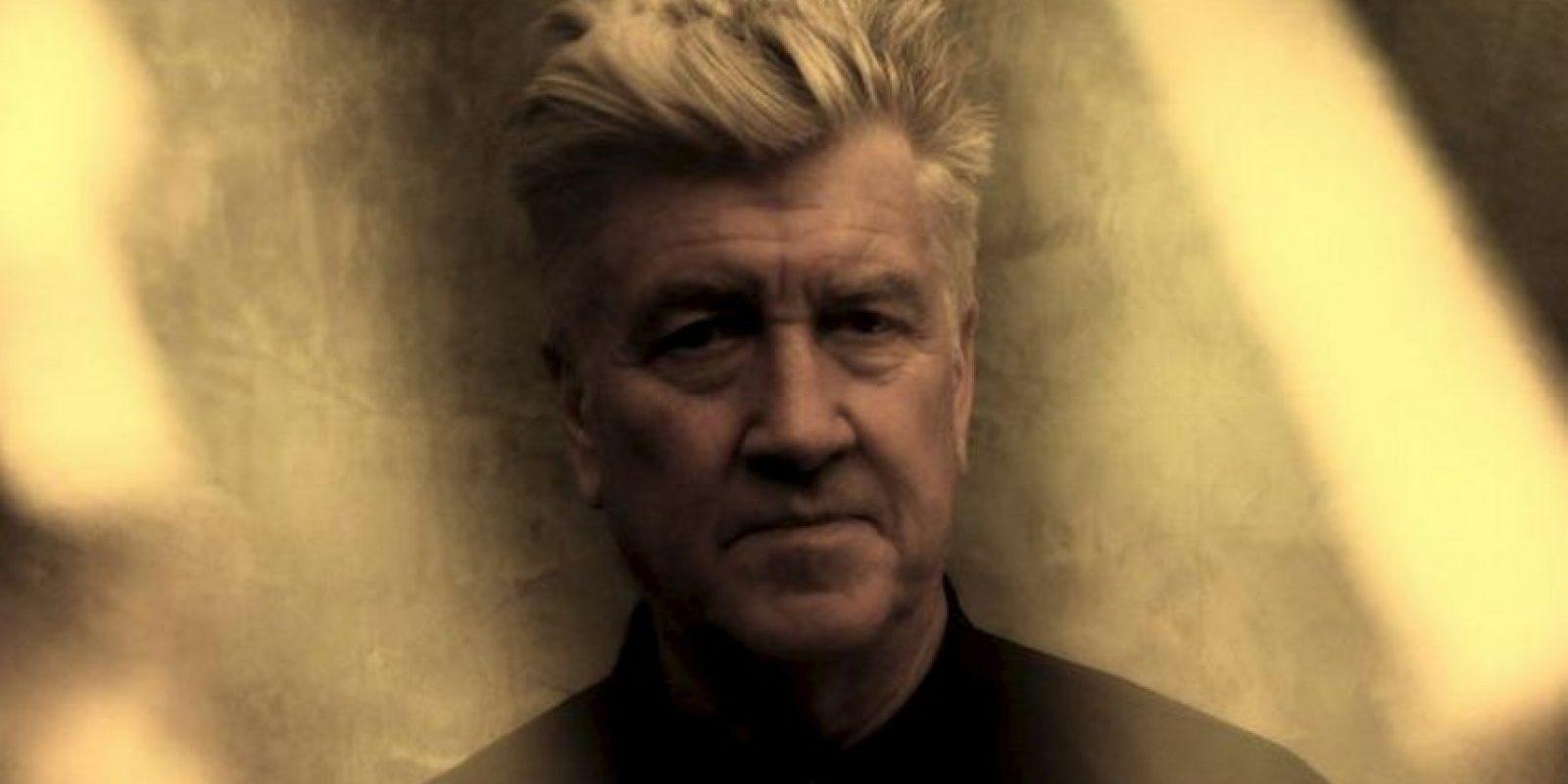 Lynch renunció al proyecto Foto:Facebook David Lynch