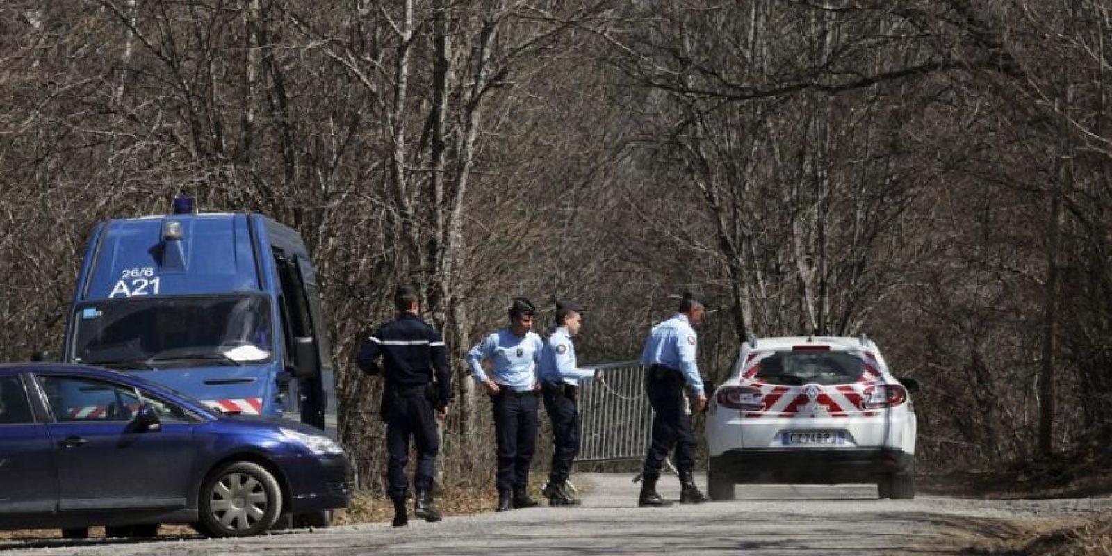 Se recolectaron más de dos mil muestras de ADN para realizar la identificación de los pasajeros. Foto:AFP