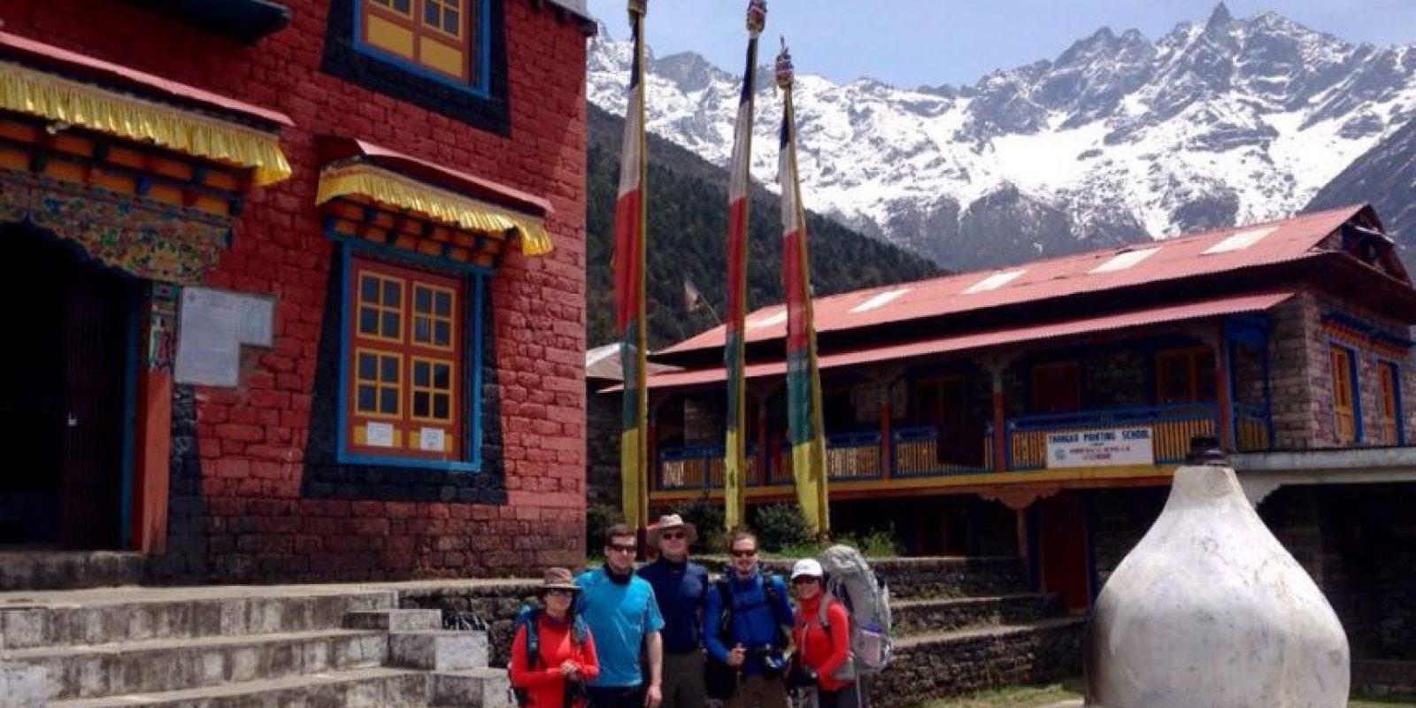 Andrea Cardona luchará por llegar a la cima del Everest por segunda ocasión. Foto:Facebook