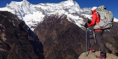 Guatemaltecas dan sus primeros pasos de aclimatación rumbo al Everest