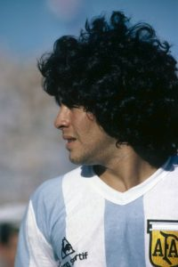 Y es considerado por muchos el mejor futbolista de la historia Foto:Getty Images