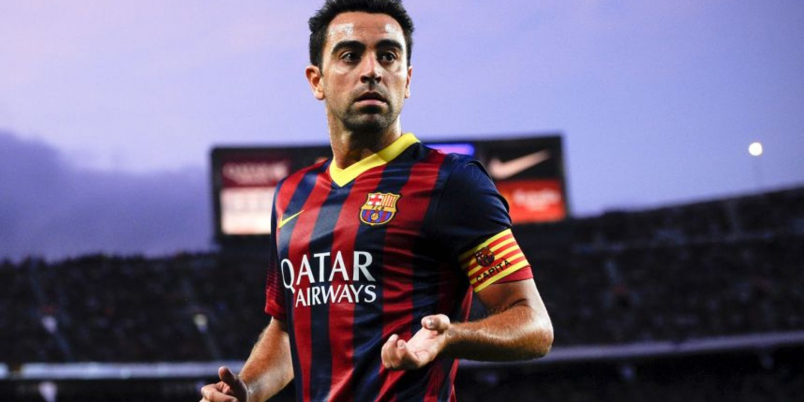 Este talentoso volante del Barcelona fue relegado a la banca esta temporada por Luis Enrique. Xavi participa algunos minutos como cambio y a veces como titular. Se dice que ya firmó con el Al-Sadd de Qatar para la próxima temporada. Foto:Getty Images