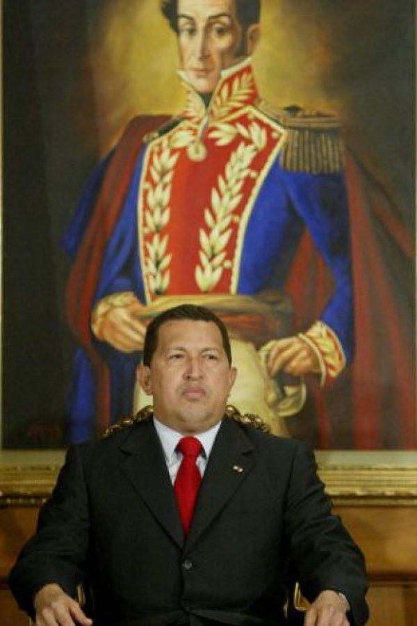 "5. Hugo Chávez y Barack Obama: ""I want to be your friend"" Foto:Getty Images"