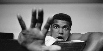 """""""En el golf también soy el mejor, solo que todavía no he jugado"""", Muhammad Ali Foto:Getty Images"""