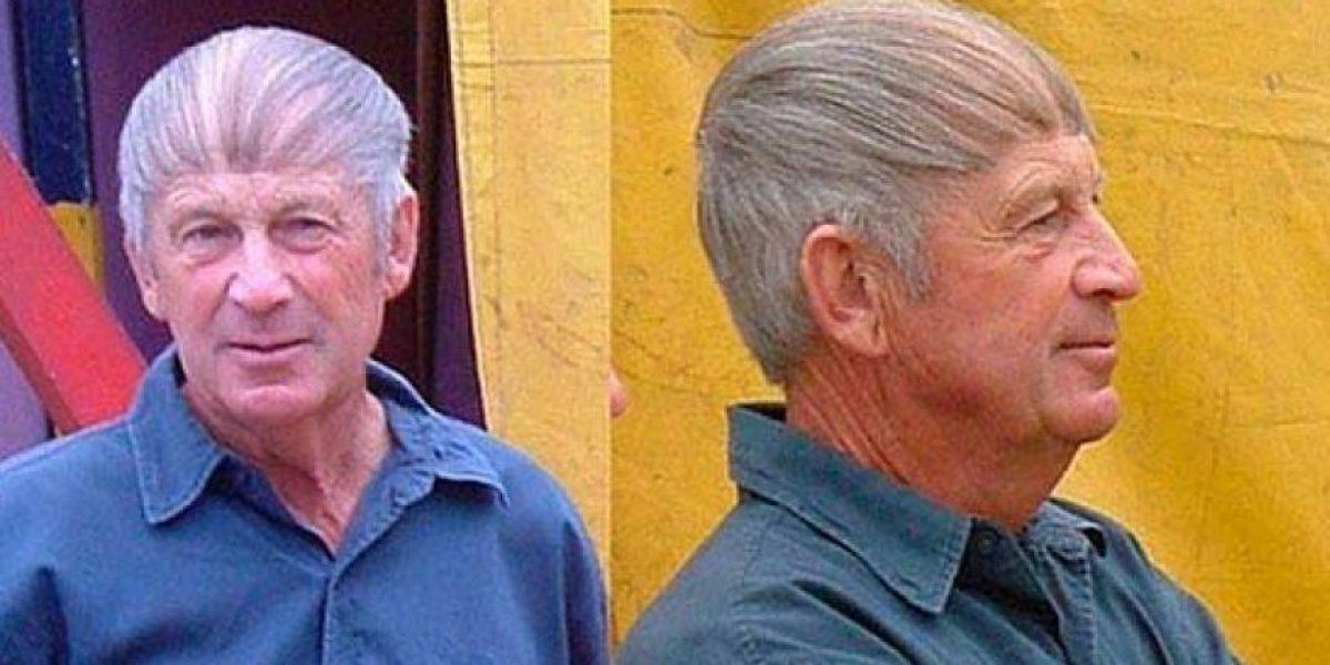 FOTOS. 18 personas que quisieron ocultar la calvicie y fallaron en el intento