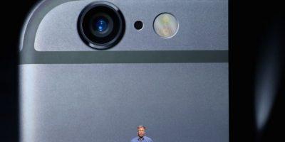 Su cámara principal es de 8 megapixeles. Foto:Getty Images