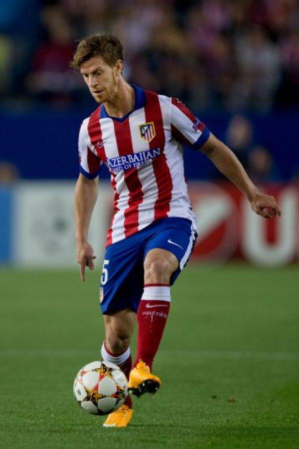 Llegó al Atlético de Madrid como reemplazo de Filipe Luis en la defensa, pero en toda la temporada sólo ha tenido 7 apariciones. Foto:Getty Images