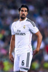 Medio: Sami Khedira (Real Madrid) Foto:Getty Images