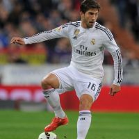 Medio: Lucas Silva (Real Madrid) Foto:Getty Images