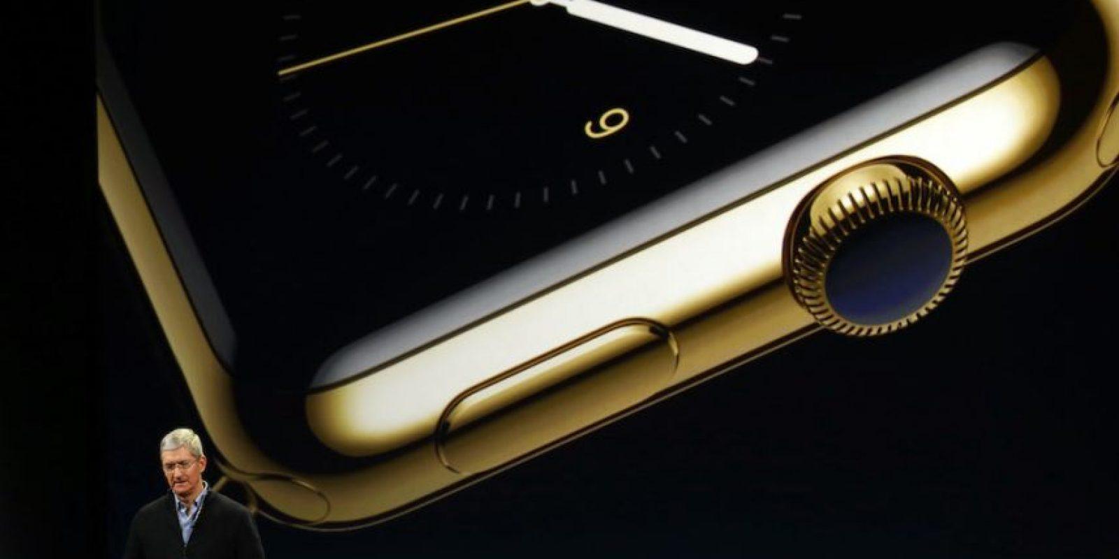 El descuento no es válido para la edición de oro del Apple Watch. Foto:Getty Images