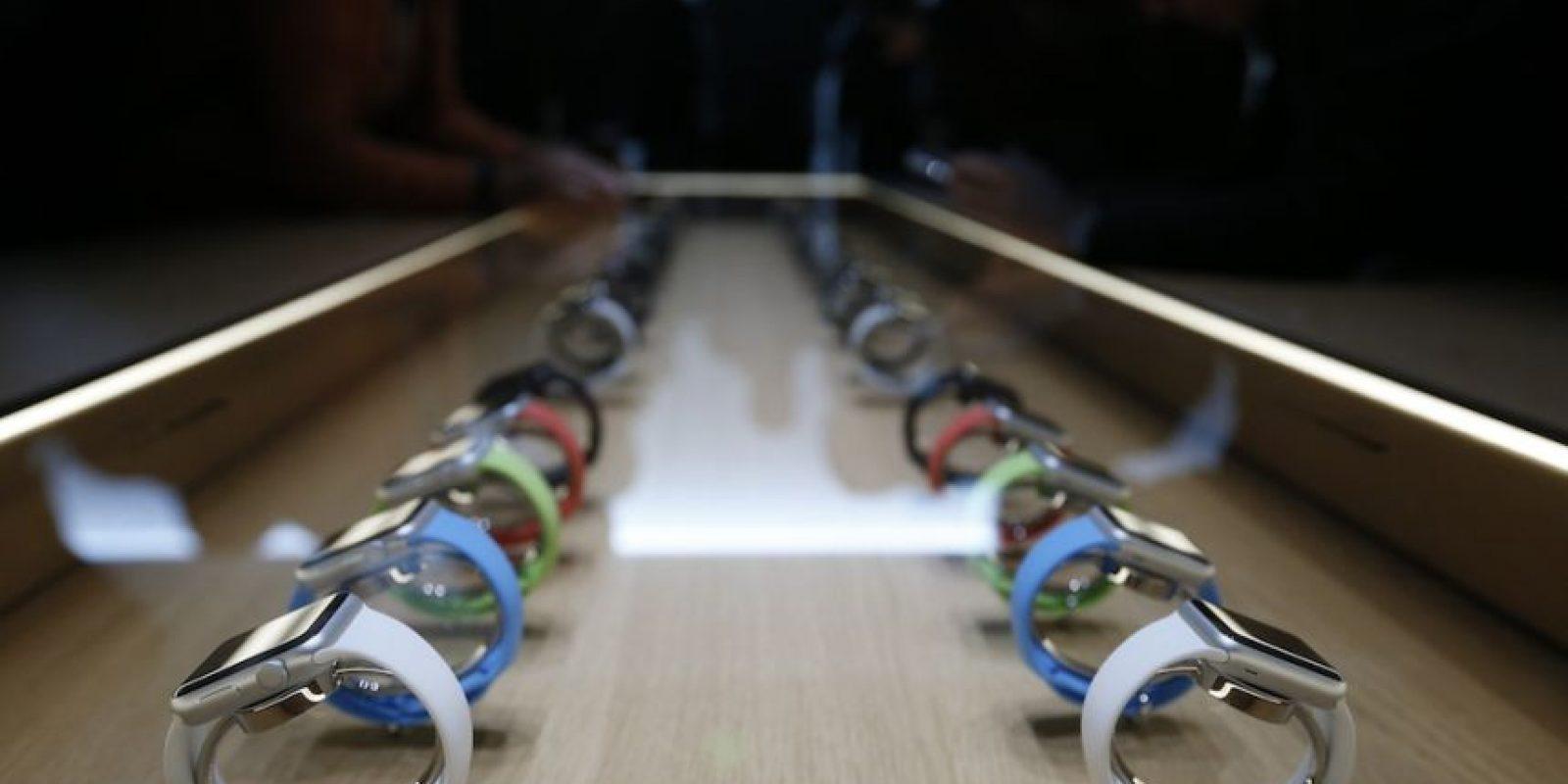 El director ejecutivo afirmó que la empresa está lista para distribuir el reloj inteligente. Foto:Getty Images