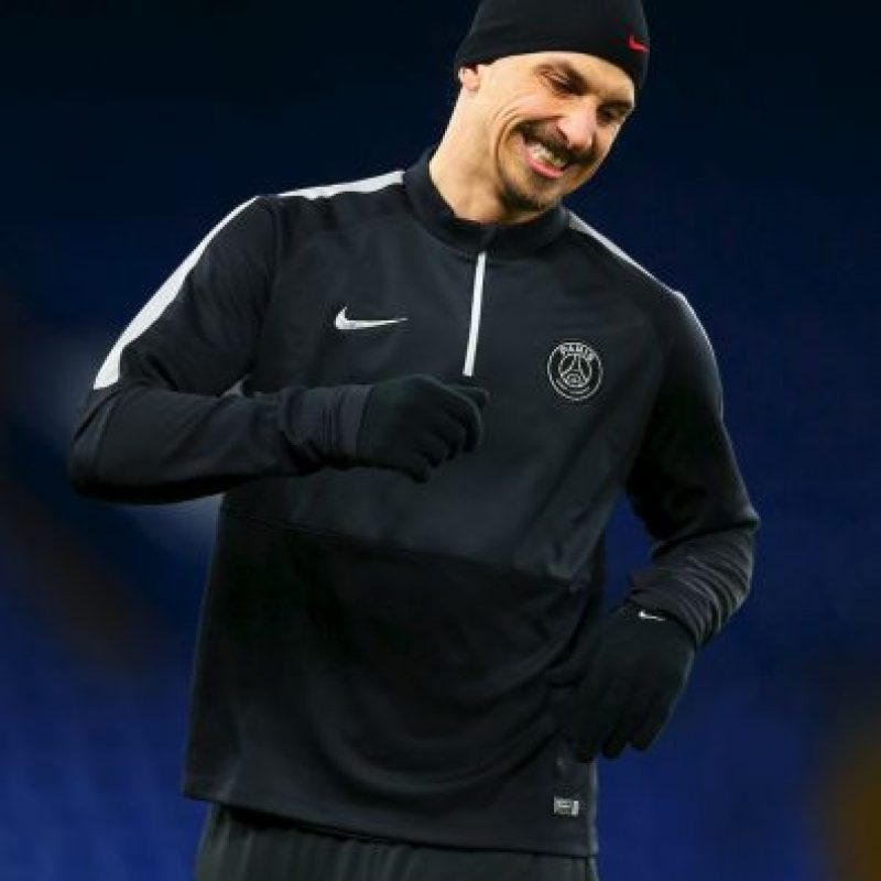 """""""No necesito un Balón de Oro para saber que soy el mejor"""", Ibrahimovic Foto:Getty Images"""