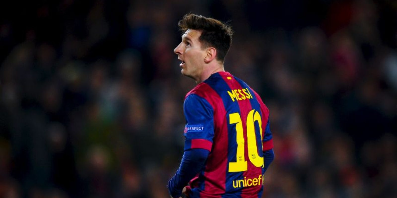"""El otro nombrado por """"Mou"""" fue Lionel Messi Foto:Getty Images"""