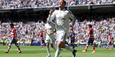 """Me chiflan porque soy guapo, rico y un gran futbolista"", Cristiano Ronaldo Foto:Getty Images"