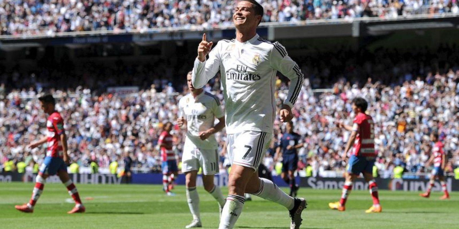 Antes ya había dicho que el verdadero y único Ronaldo era brasileño Foto:Getty Images