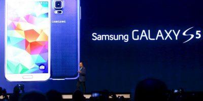 El Galaxy S6 se lanzará el 10 de abril en 20 países. Foto:Getty