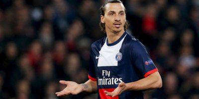 """""""Es cierto que no conozco mucho de la Ligue 1, pero la Ligue 1 sí que sabe quién soy yo"""", una más de Zlatan Foto:Getty Images"""