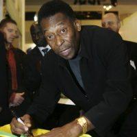 Un puesto que comparte con Pelé Foto:Getty Images