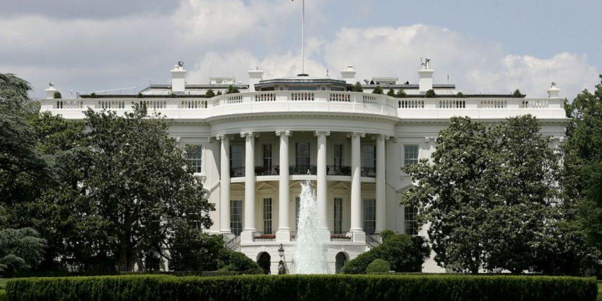 Registran apagón en la Casa Blanca