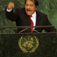 En enero de este año, el presidente de Nicaragua, Daniel Ortega, y el presidente de Costa Rica, Luis Guillermo Solís, protagonizaron una polémica discusión que derivó en la cancelación de de la III Cumbre de la Comunidad de Estados Latinoamericanos y Caribeños (Celac). Foto:Getty Images