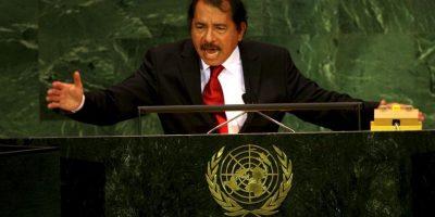 Ortega incluyó al activista puertorriqueño, Rubén Berríos, como parte de la delegación nicaragüense y le cedió un espacio en la plenaria de la III Cumbre de la Comunidad de Estados Latinoamericanos y Caribeños (CELAC) para que hablara a favor de la independencia de Puerto Rico Foto:Getty Images