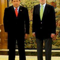 """2. El Rey Juan Carlos y Hugo Chávez: """"¿Por qué no te callas?"""" Foto:Getty Images"""